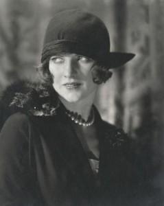 Edward Steichen, Vogue américain, décembre 1923 © 1923 Condé Nast