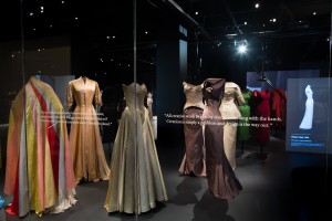 . Gallery View  Anna Wintour Costume Center, Lizzie and Jonathan Tisch Gallery  Image: © The Metropolitan Museum of Art