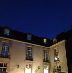 Institut suédois, façade vue du jardin ©defilenarchive