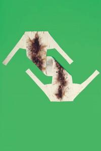 Issey Miyake, combinaison réalisée à partir des tenues du créateur enflammées par l'artiste Cai Guo Qiang le 5 octobre 1998, dans le cadre de la performance « Dragon Explosion » à la Fondation Cartier, Paris, 1998 © Spassky Fischer