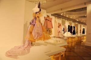 Robe Victoire, Christian Dior par John Galliano
