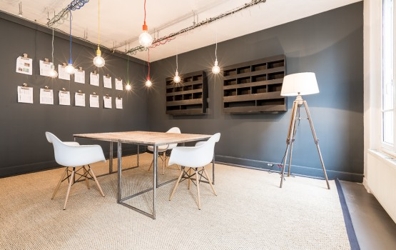 Be coworking le bureau alternatif de fil en archive for Ambiance bureau