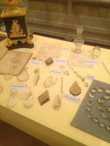 Typologie de cristaux © De fil en archive