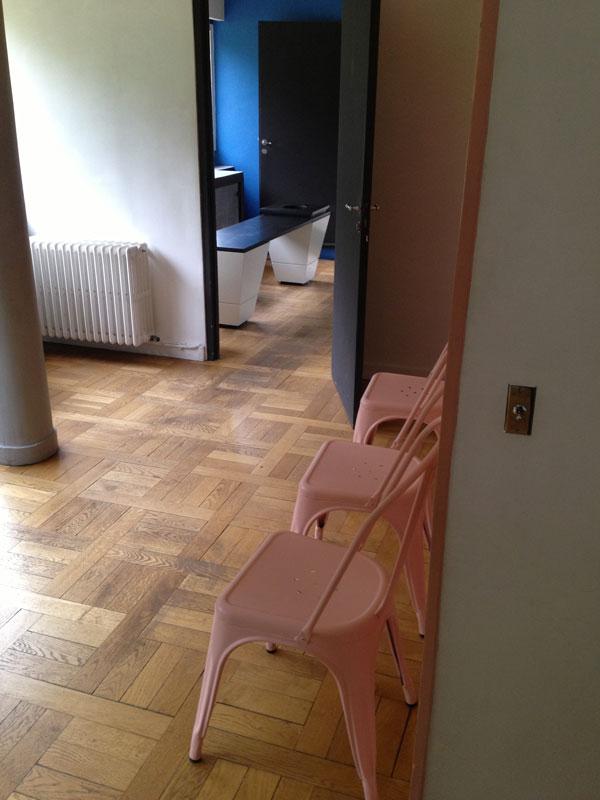 Salle de bain villa savoye galerie d 39 inspiration pour la - Salle de bain villa savoye ...