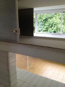 La villa savoye de le corbusier de fil en archive for Passe plat cuisine americaine