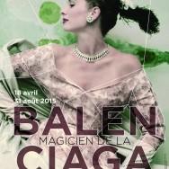 Des expo de mode pas parisiennes (partie 1) : Balenciaga magicien de la dentelle