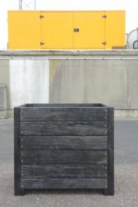 Coal Design©, mobilier en bois brûlé