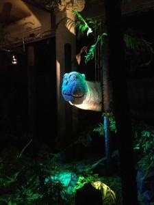 Camarasaurus animatronic ©De fil en archive