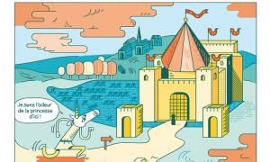 Le concours des 3 lunes d'argent - Henri LEMAHIEU (extrait du site du musée de Cluny)