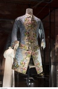 Gilet d'homme ayant appartenu à Claude-Lamoral II, prince de Ligne et du Saint Empire (1685-1766), Collection Palais Galliera© Pierre Antoine