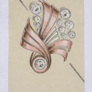 Les gouachés : petits bijoux de papier